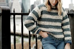 Portsmouth Striped Sweater