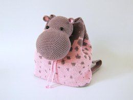 Hippo backpack