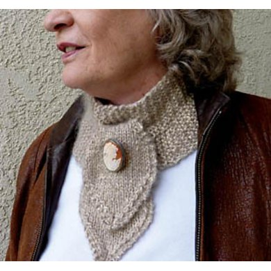 Lapped Hearts Neckwarmer