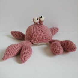 Pinky the Crab