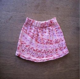 Baby Sweetheart Skirt