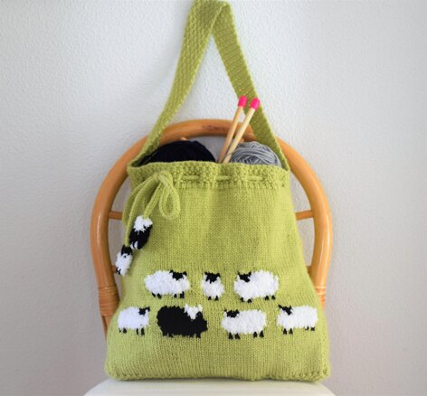 Flock of Sheep Bag