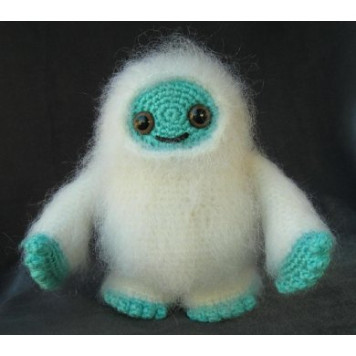 Adorable Monster Amigurumi