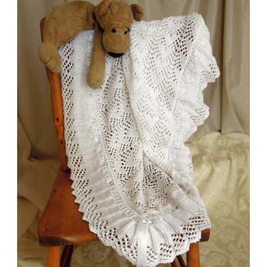 Baby Blanket, sure to become an heirloom