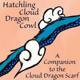 Hatchling Cloud Dragon Cowl
