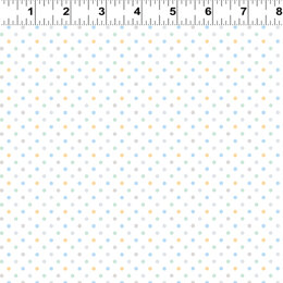 Clothworks Guess How Much I Love You 2020 - Flannel - CWY3086-54