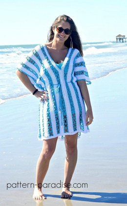 Beach Day Cover-Up Tunic