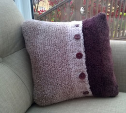 Cushion Cover in Wendy Fur Evolution - Downloadable PDF