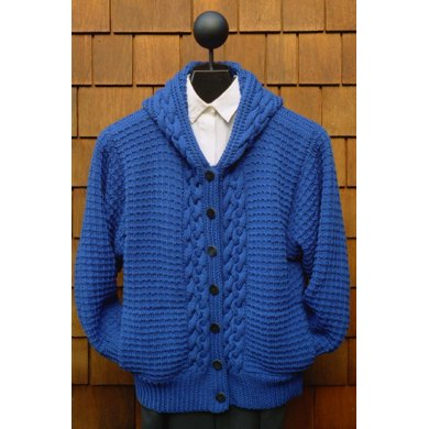 MS 163 Cabled Hoody