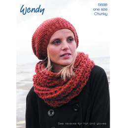 Accessories in Wendy Merino Chunky - 5696