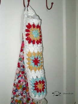 Granny Square Bag Holder