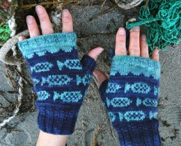 Fish Mitts