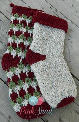 dasher christmas stocking