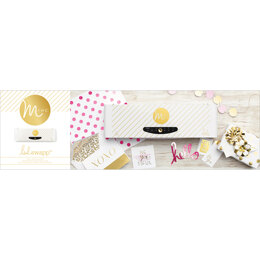 American Crafts Heidi Swapp Minc Foil Applicator & Starter Kit (EU Version) - 422388