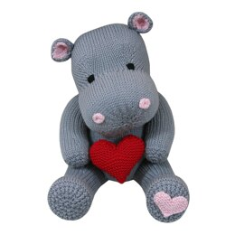 Hearts (Knit a Teddy)