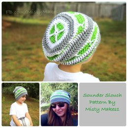 Sounder Slouch Hat
