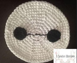 Baymax Dishcloth