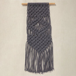 DMCThe Tranquil Wall Hanging Macrame Kit