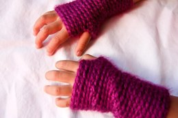 Karissa's Fingerless Gloves