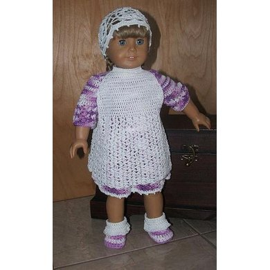 AG Dress and Smock Set