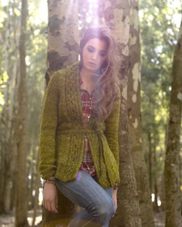 Whitaker Coat in Manos del Uruguay Clasica Wool Semi-Solid - 2011H