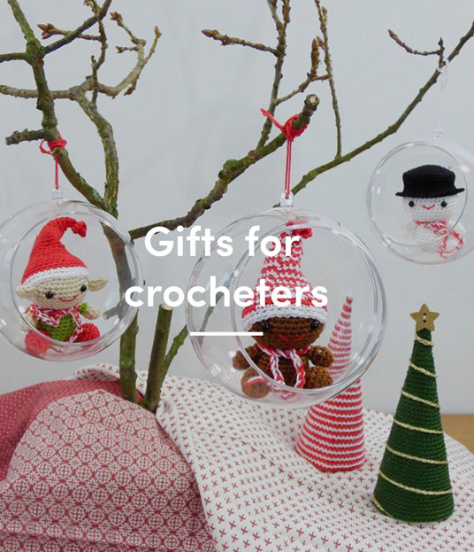 The perfect Christmas gifts for the crocheter in your life!