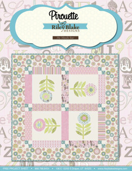 Riley Blake Pirouette - Downloadable PDF