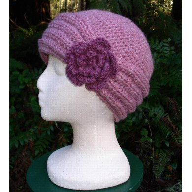 Wonderful Watch Cap - PA-150 (crochet)