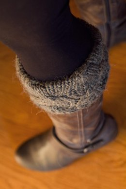 Boot Candy Boot Cuffs/Boot Toppers Pattern