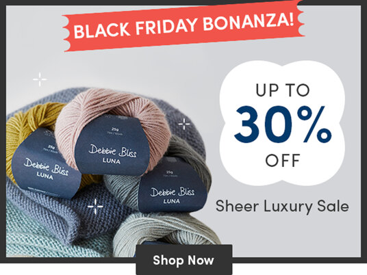 Up to 30 percent off! Sheer Luxury Sale!