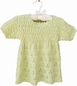 Little Angel's Top in Knit One Crochet Too Babyboo - 1580