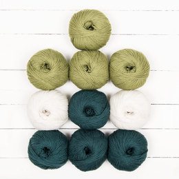 Willow & Lark The Crochet Project - Willow & Lark Ramble 10 Ball Colour Pack
