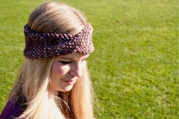 Busy Bee Headband Earwarmer
