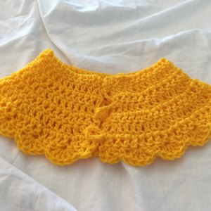 Buttoned Cowl to crochet in Bernat Soft Boucle   Knitting ...