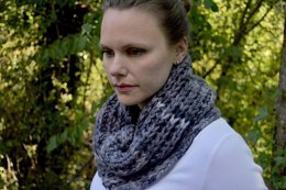 Autumn Sunset Cowl