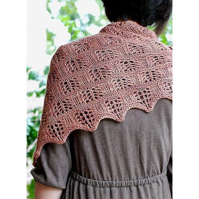 Simply Pretty Shawls Knitting pattern by Rose Beck ...