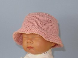 Baby and Child Simple Bucket Hat