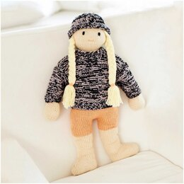 Toy in Rico Baby Dream Luxury Touch Uni DK - 1042 - Downloadable PDF