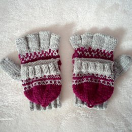 Fairy Tale Convertible Gloves