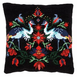 Vervaco Tapestry Kit: Cushion: Camille