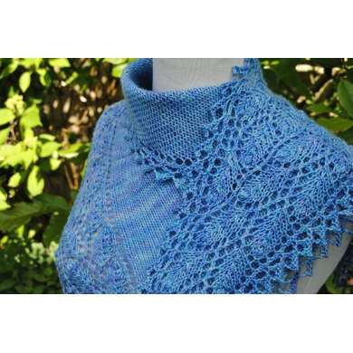 Estonian dream shawl