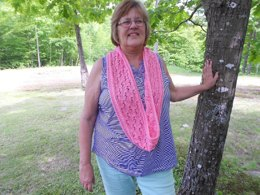 Terry's Kindness Infinity Scarf