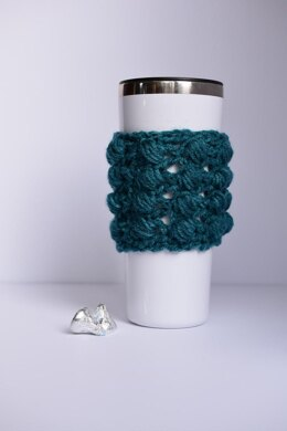 Berry Bliss Coffee Cozy