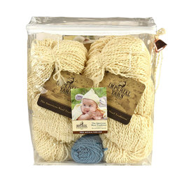 Imperial Yarn Lamb Baby Blanket Knitting Kit