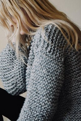 The Campfire Sweater