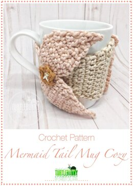 Mermaid Tail Mug Cozy