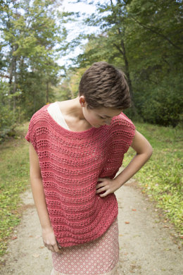 Dyssodia Sweater in Berroco Maya - PDF340-1
