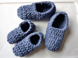 Oh So Plush! Slippers Bundle