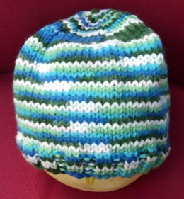 Easy Fast Chunky Hat