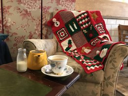 Christmas Heirloom Blanket